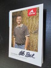 61023 Otto Becker Olympia médailles Gagnants original signé autographe carte