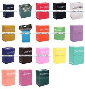 Utra Pro Deck Box - verschiedene Farben - zum aussuchen!