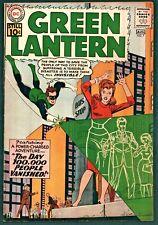 Green Lantern #7 Silver Age DC 6.0