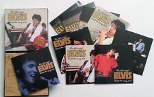 Elvis Collectors 8 CD Boxset That's The Way it Is - The Rehearsals - Rare
