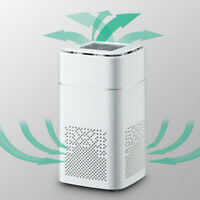 Air Purifier HEPA Filter Pets PM2.5 Formaldehyde Dust Air Cleaner EU Plug