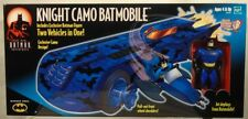 Batman Animated Series The New Adventures Knight Camo Batmobile W/Figure Sealed