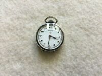 Vintage Swiss Made Gotham Mechanical Wind Up Pocket Watch - Small