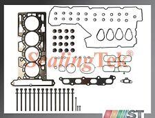 Fit 04-06 GM 2.8L Motore Testata Set guarnizioni W/ Kit bulloni ATLAS VORTEC LK5