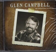 """GLEN CAMPBELL Brand New CD """"THE INSPIRATIONAL COLLECTION"""" Country Gospel"""
