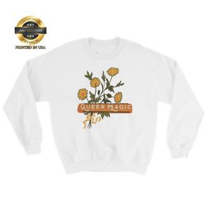 Queen Magic Sweatshirt  Daisy Sweatshirt, Gift For women Size S-3XL