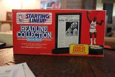 1992 CHARLES BARKLEY Starting Lineup Headline Collection - Philadelphia 76ers