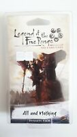 LEGEND OF THE FIVE RINGS Card Game: All and Nothing dynasty pack (sealed)