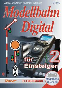Roco 81396 Handbuch Digital für Einsteiger, Band 2 - NEU