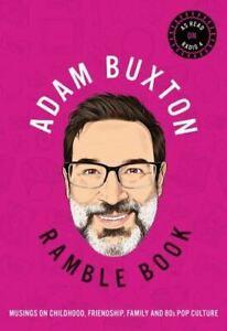 Ramble Book by Adam Buxton