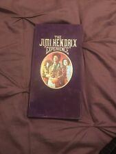 THE JIMI HENDRIX EXPERIENCE 4 CD Box SET Purple Velvet box & color booklet