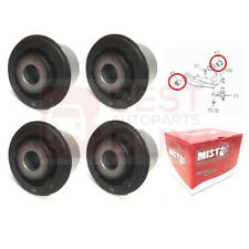 x4 PCs Upper Arm Bushing Fit Isuzu D-Max Chevrolet Holden Colorado /7 4WD 2012-