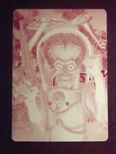 2013 MARS ATTACKS Invasion Magenta Printing Plate #90 Forefront of Invasion