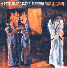 New: Droge,Pete & Sinners: Find a Door  Audio Cassette