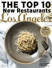 LOS ANGELES MAGAZINE JANUARY 2018 Nicolas Berggruen Top 10 New Restaurants