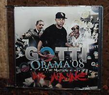 RARE GOTTI Obama '08 The Mixtape with Lil Wayne CD HARD COPY Tryna Get Paid HTF