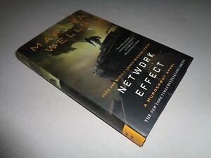 Network Effect: A Murderbot Novel (Murderbot Diaries 5) FirstEd HB Martha Wells