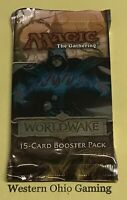 MTG Magic Worldwake Booster Pack from Box NEW English Zendikar Block