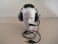 David Clark H10-20 Refurbished General Aviation Headset with Volume Control