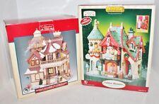 Lemax - Caddingon Village - in Original Boxes - Choice