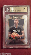 Andrew Wiggins 2014 Panini Select Rookie Card RC BGS Pristine 10