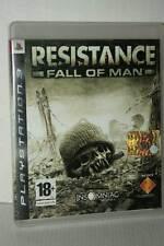 RESISTANCE FALL OF MAN USATO BUONO SONY PS3 EDIZIONE ITALIANA PAL JN1 49673