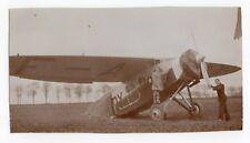 Photo ancienne Transport aérien AVION AVIATION Hélice F - A Vers 1930