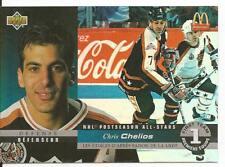 1993-94 Upper Deck McDonalds Canada Chris Chelios Insert #McH-05