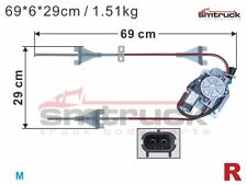 3515113C92 Power Window Regulator & Motor Passenger Side for International Truck