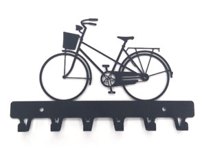 Metal Hook Netherlands Original Bicycle Outlaw wall key Organizer CLOTHES