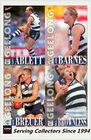 1996 Select Centenary AFL Trading Card Series 1 Base Team Set Geelong (13)
