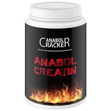 ANABOL CREATIN - 100% reines Kreatin Monohydrat + Taurin / mikronisiert 200 Mesh