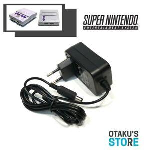 Adaptateur secteur Super Nintendo USA Snes Alimentation de remplacement PSU