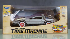 Welly 1 24 PKW  Delorian Time Machine Back To The Future III