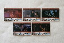 Upper Deck Alien Deleted Scenes Trading Card Set