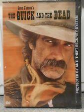 The Quick and the Dead (DVD 2003) RARE 1987 SAM ELLIOTT NEW ORIGINAL SNAPCASE
