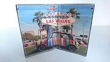 """Paul Smith Portafoglio-Mini sul posto """"Las Vegas'S Card Holder/BNWT/Venditore del Regno Unito"""