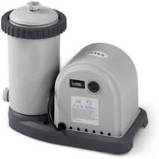 Intex 1500 GPH 110 120V Easy Set Above Ground Swimming Pool Pump Filter System