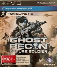 Tom Clancys Ghost Recon Future Soldier (PlayStation 3 PS3)