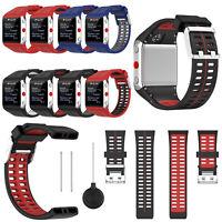 Per Polar V800 GPS Smart Watch Silicone Cinturino dell'orologio Braccialetto Neu