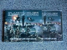 IRON MAIDEN - A matter of life and death - CD / DVD - limited edition