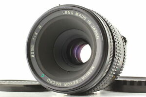 [Exc+4] Mamiya Sekor Macro C 80mm f/4 Lens for M645 1000S 645 PRO TL From JAPAN