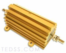 1x 75 Ohm 250W 1% Aluminum Housed Wirewound Power Resistor 250 Watt Ohms