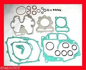 Honda XR250 Gasket Set XR250R XR250L 1985 1986-1990 1991 1992 1993 1994 1995