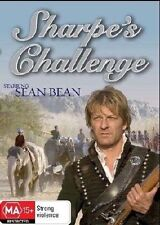SHARPE'S CHALLENGE DVD=SEAN BEAN=REGION 4 AUSTRALIAN RELEASE=NEW AND SEALED