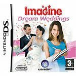 Imagine: Dream Wedding (Nintendo DS, 2008) - European X