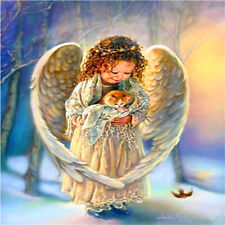 Little angel 5D Diamond DIY Embroidery Painting Cross Stitch Craft Home Decor GX