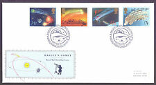 Space Used Great Britain First Day Covers