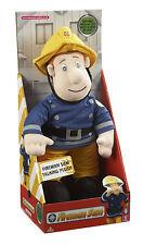 Fireman Sam Talking Plush Toy