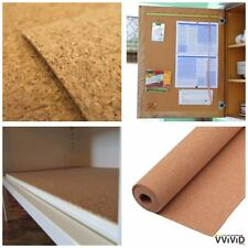 Natural Cork Board Textured Vinyl Wrap Underlayer Contact Shelf Paper Adhesive R